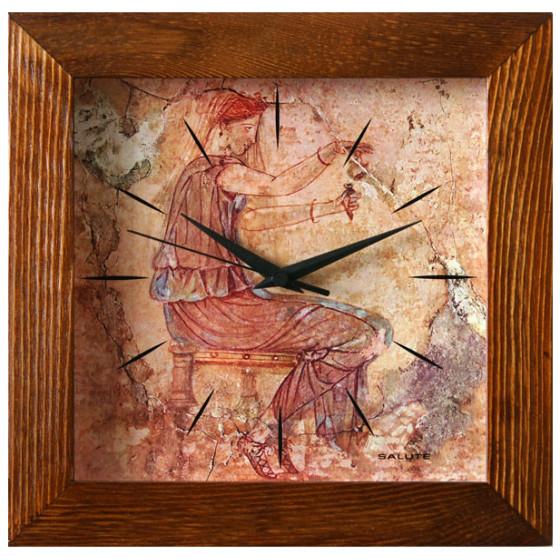 Настенные часы Салют ДСТ-2АА28-602