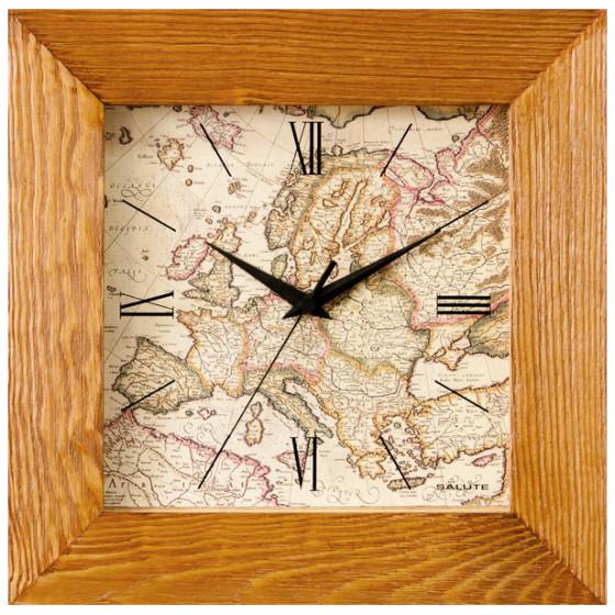 Настенные часы Салют ДСТ-4АС27-463
