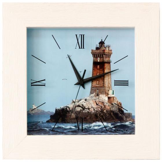 Настенные часы Салют ДСТ-4АС7-109