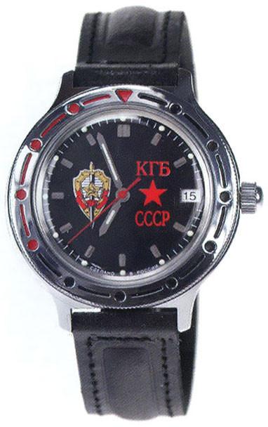 8221c9b2d6ea Мужские наручные часы Командирские Восток КГБ СССР 921457