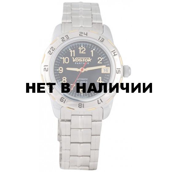 Мужские наручные часы Восток Партнер 291170