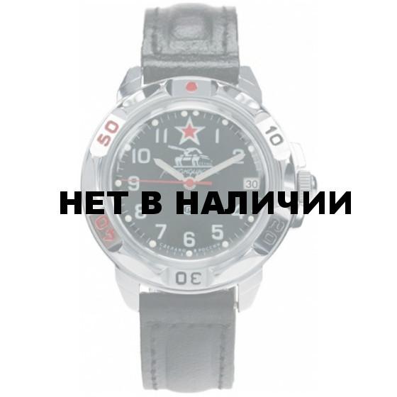 Мужские наручные часы Восток Командирские Танковые войска 431306