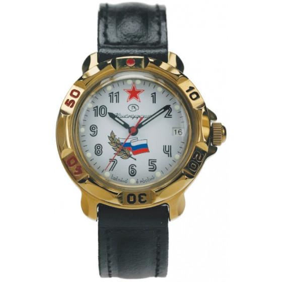 Мужские наручные часы Восток Командирские Общевойсковые 819277
