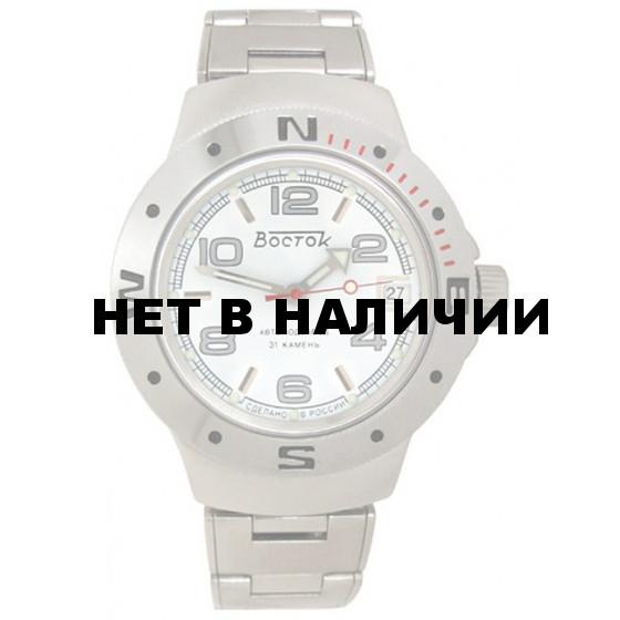 Мужские наручные часы Восток Амфибия 060434