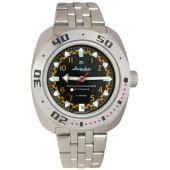 Мужские наручные часы Восток Амфибия 710469