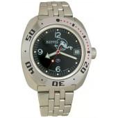 Мужские наручные часы Восток Амфибия 710634