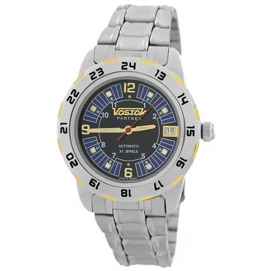 Мужские наручные часы Восток Партнер 291142