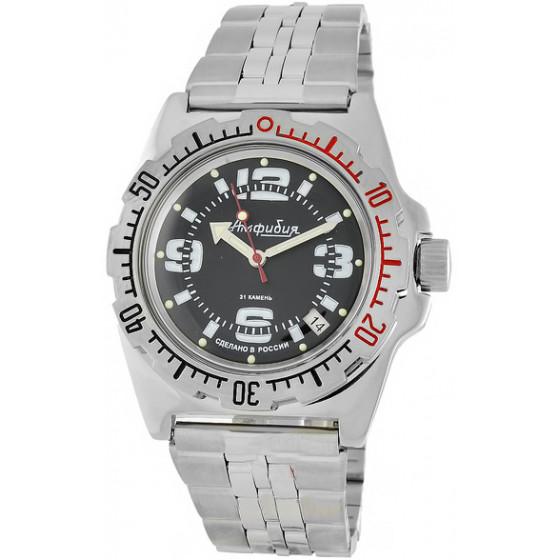 Мужские наручные часы Восток Амфибия 110903, производитель Часы Восток Купить - Интернет-магазин форменной одежды forma-odezhda.ru