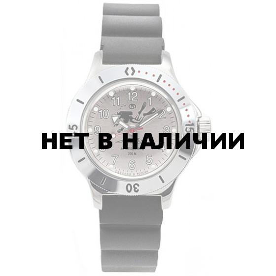 Мужские наручные часы Восток Амфибия 120658