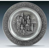 Тарелка декоративная Artina SKS 10084