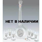 Набор для водки Юбилей 8 предметов Artina SKS 15169
