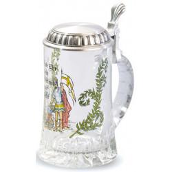 Кружка для пива Пожарный Artina SKS 16598