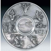 Тарелка декоративная настенная Artina SKS 60317