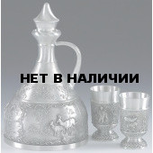 Набор для шнапса 3 предмета Artina SKS 72554