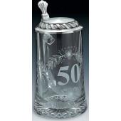 Кружка для пива Юбилей -50 лет Artina SKS 93372