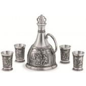 Набор для водки из 5 предметов Artina SKS 72397