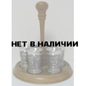 Стопки для водки 6 шт на подставке Artina SKS 12153