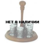 Стопки для водки 6 шт на подставке Artina SKS 12475