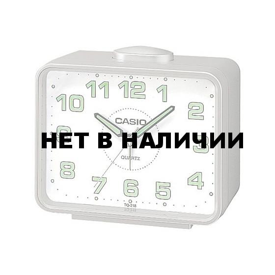 Будильник Casio TQ-218-8E