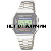Мужские наручные часы Casio A-168WA-1
