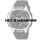 Мужские наручные часы Casio AQ-160W-1B