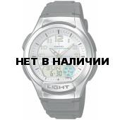 Мужские наручные часы Casio AQ-180W-7B