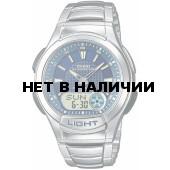 Мужские наручные часы Casio AQ-180WD-2A