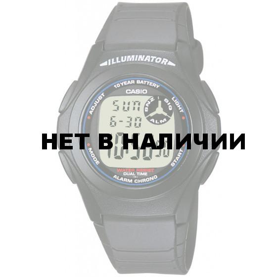 Мужские наручные часы Casio F-200W-1A