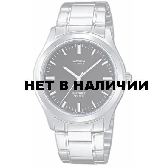 Мужские наручные часы Casio MTP-1200A-1A
