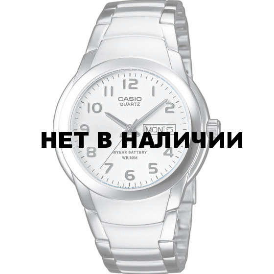 Мужские наручные часы Casio MTP-1229D-7A