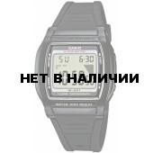 Мужские наручные часы Casio W-201-1A