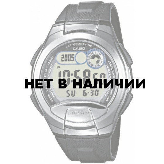 Мужские наручные часы Casio W-752-1A