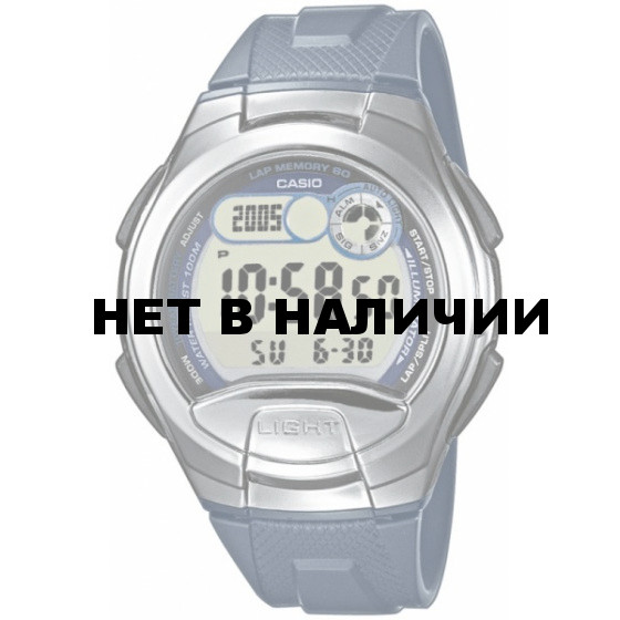 Мужские наручные часы Casio W-752-2A