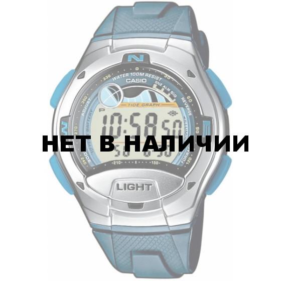 Мужские наручные часы Casio W-753-2A
