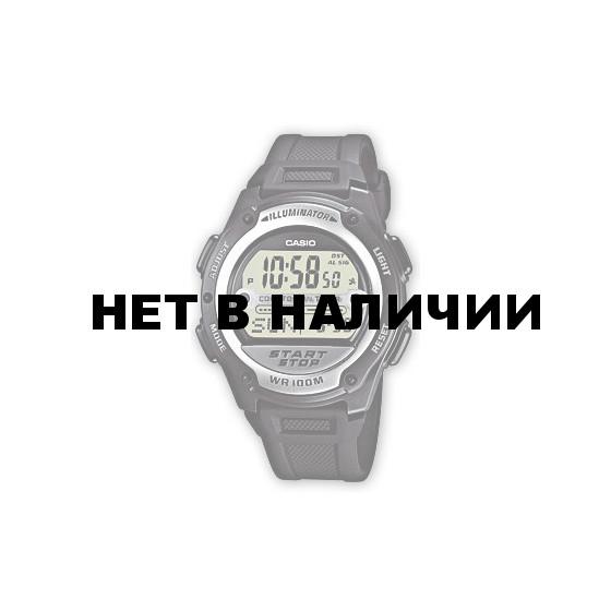 Мужские наручные часы Casio W-756-1A