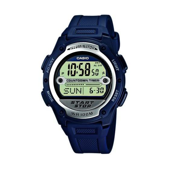 Мужские наручные часы Casio W-756-2A