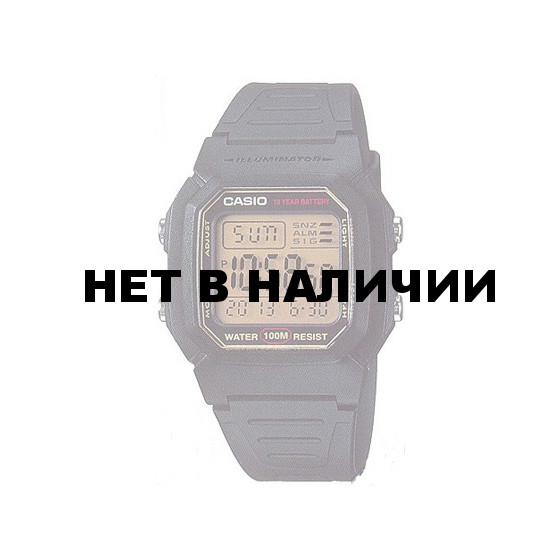 Мужские наручные часы Casio W-800HG-9A