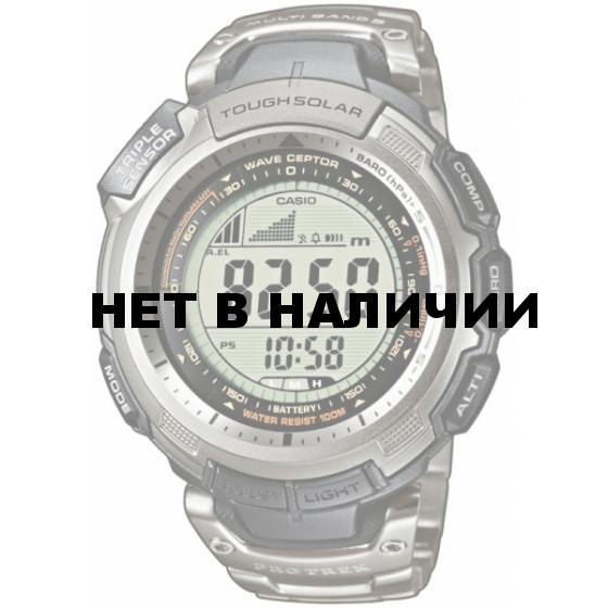 Мужские наручные часы Casio PRW-1300T-7V (PRO TREK)