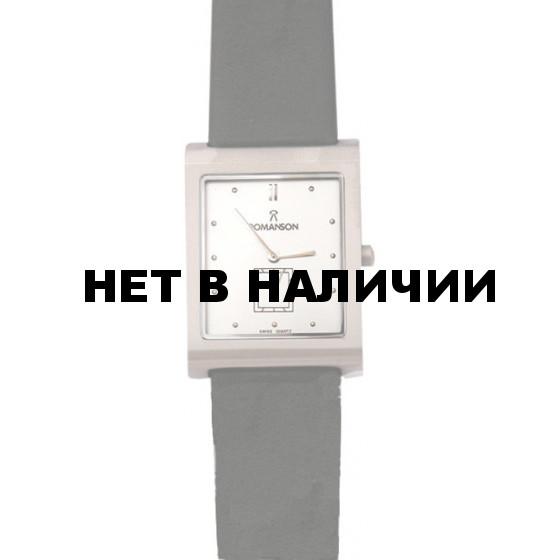 Мужские наручные часы Romanson DL 0581H MW(WH)