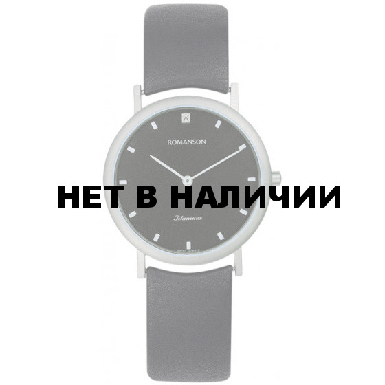 Женские наручные часы Romanson UL 0576S LW(BK)