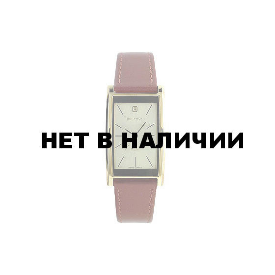 Женские наручные часы Romanson DL 2158C LG(GD)