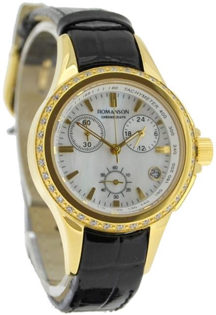 Женские наручные часы Romanson RL 8275Q LG(WH), производитель ... 15169765078