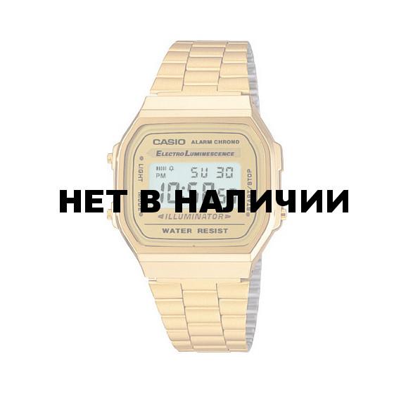Мужские наручные часы Casio A-168WG-9