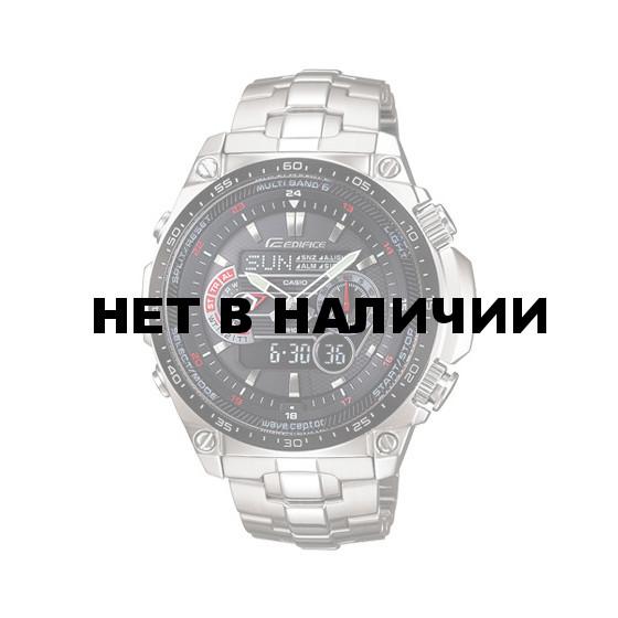 Мужские наручные часы Casio ECW-M300EDB-1A (Edifice)