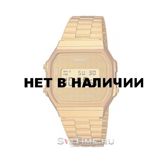 Мужские наручные часы Casio A-168WG-9B