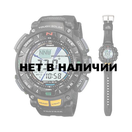 Мужские наручные часы Casio PRG-240-1E (PRO TREK)