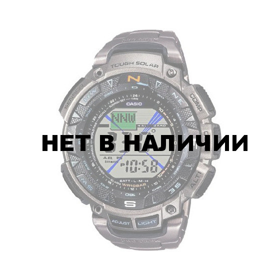 Мужские наручные часы Casio PRG-240T-7E (PRO TREK)