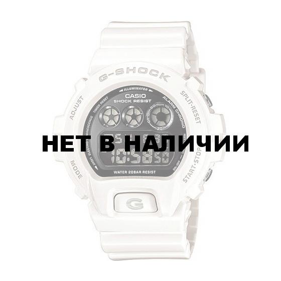 Мужские наручные часы Casio DW-6900NB-7E (G-Shock)