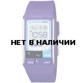 Женские наручные часы Casio LDF-52-6A