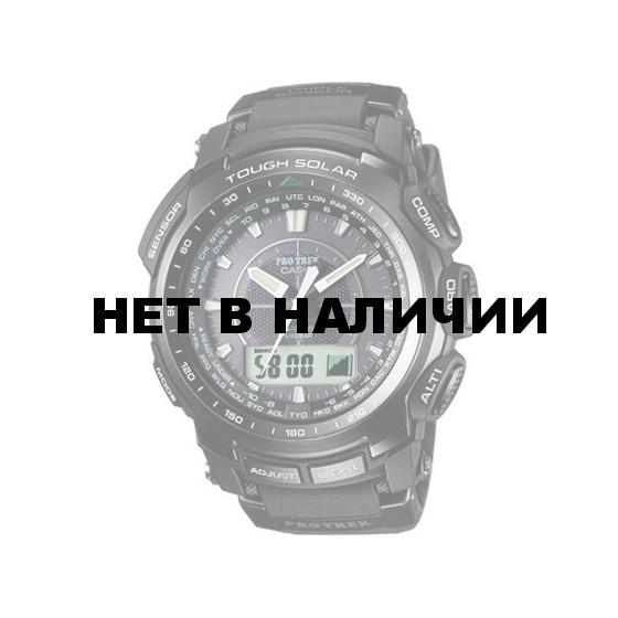 Мужские наручные часы Casio PRW-5100-1E (PRO TREK)